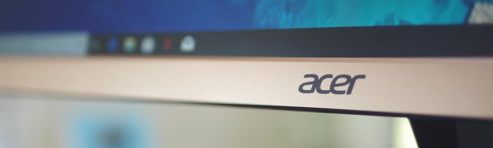 Моноблок Acer не включается
