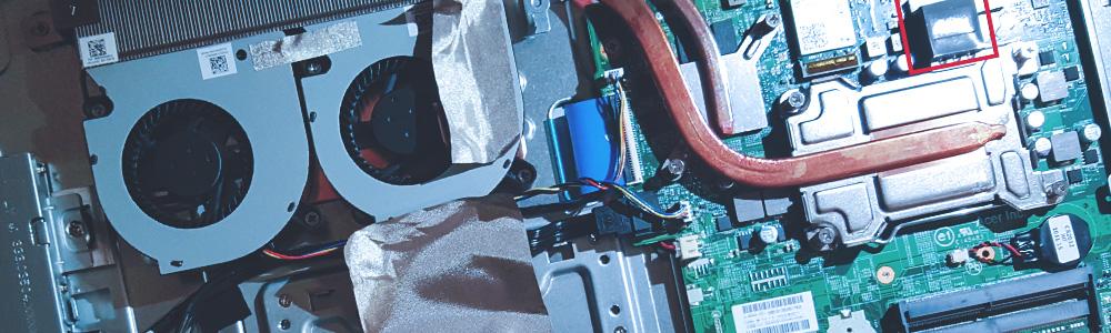 Моноблок Acer шумит и гудит