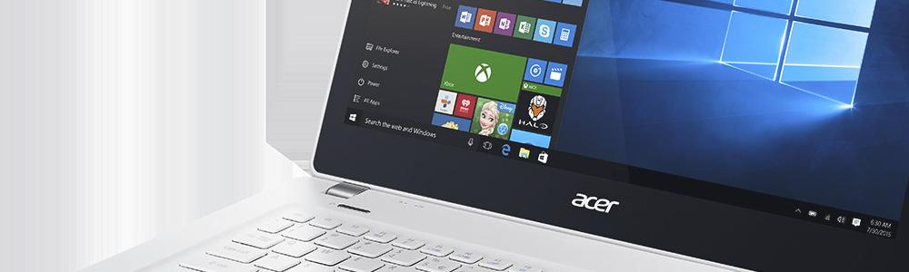 Не загружается ноутбук Acer