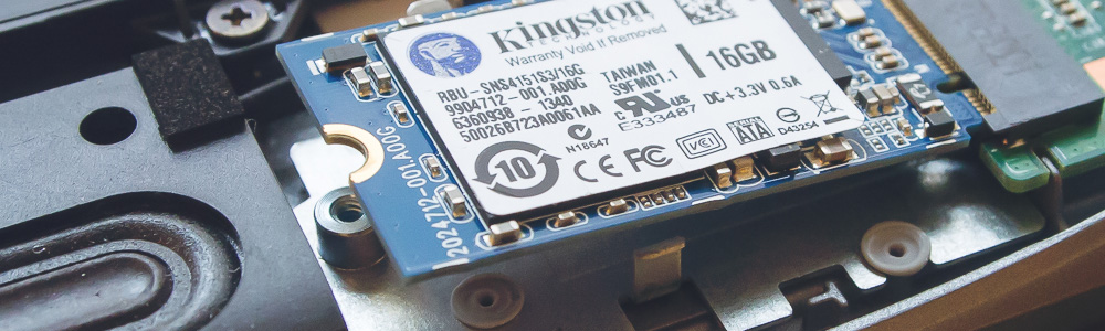 Установка SSD в ноутбук Acer