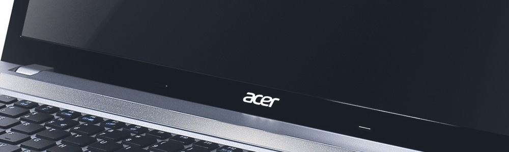 Не включается экран ноутбука Acer